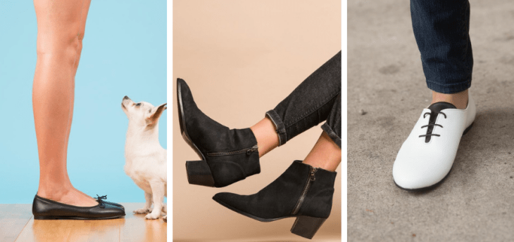 eco-friendly gifts for women shoes nicora johns