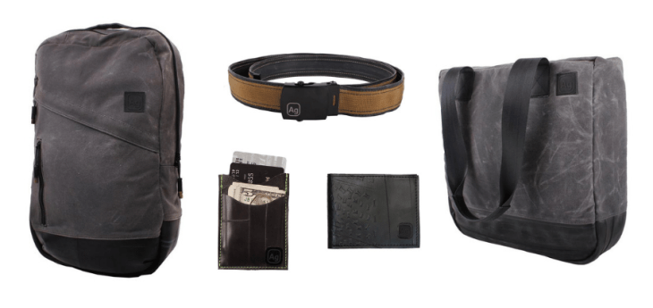 eco-friendly gifts vegan upcycled mens