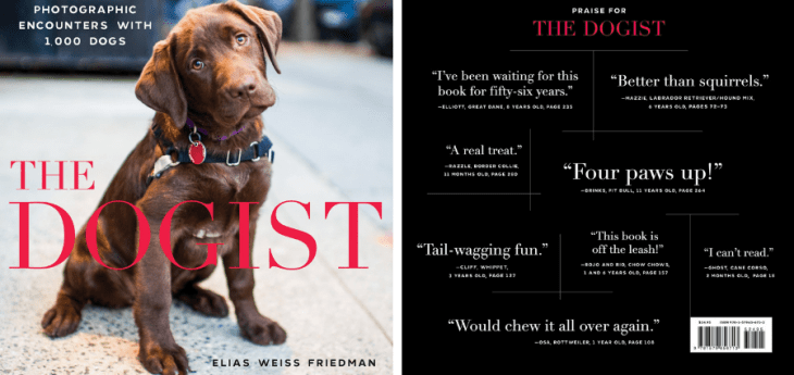 gifts for animal lovers coffee table book the dogist