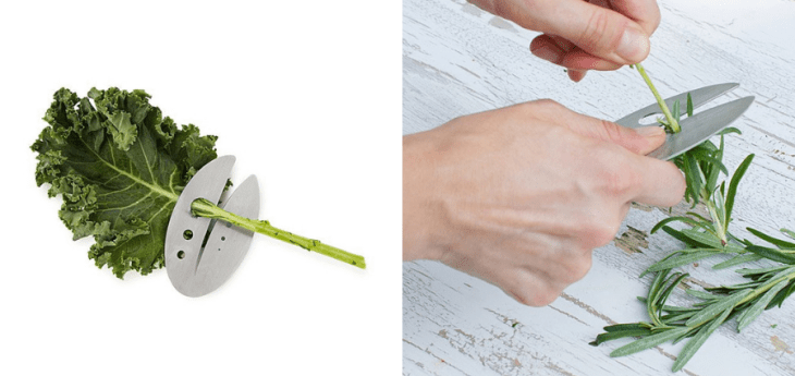 gifts for vegans kale herb razor uncommon goods