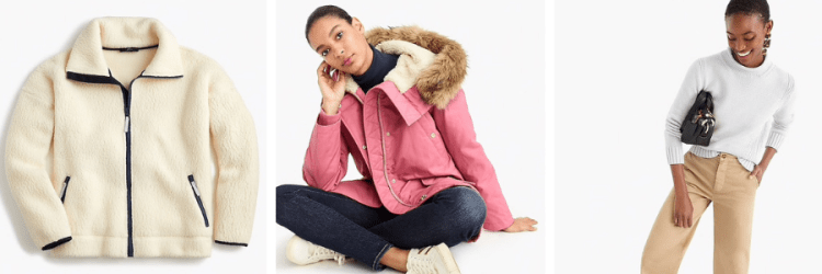 j crew vegan black friday