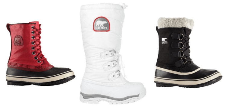 vegan boots sorel black friday