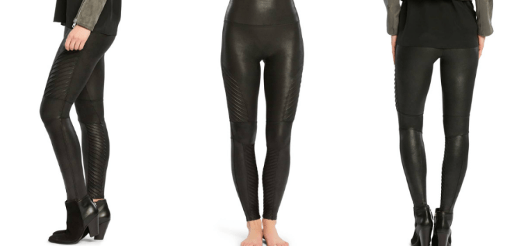 vegan gifts for women nordstrom faux leather leggings spanx