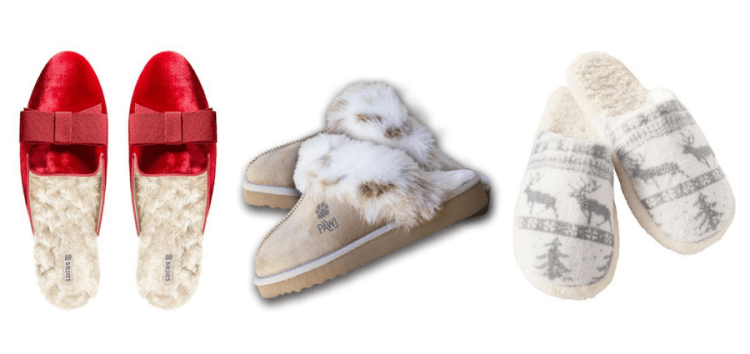 vegan gifts for women slippers cruelty-free