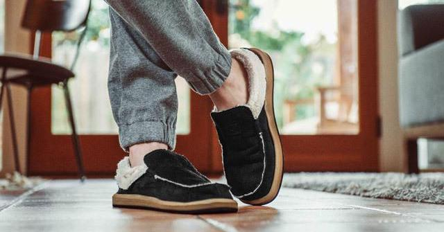 vegan slippers 2018 sanuk faux shearling
