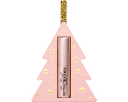 vegan stocking stuffers too faced mascara