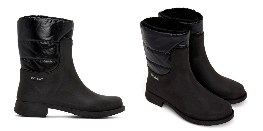 Vegan Winter Boots: Kind, Cruelty-Free