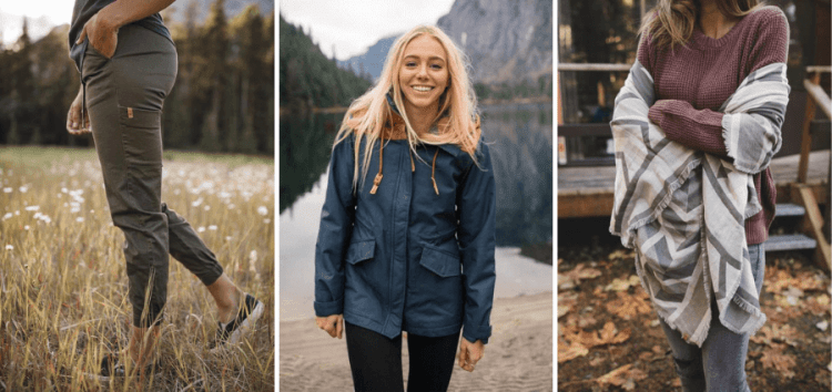 eco-friendly gifts for women tentree