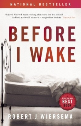 Before I Wake Robert J. Wiersema