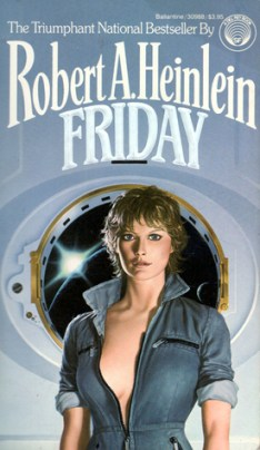 Friday Robert A. Heinlein