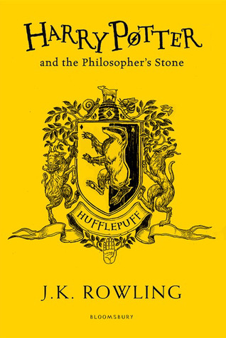Harry Potter and the Philosopher's Stone J.K. Rowling Hufflepuff