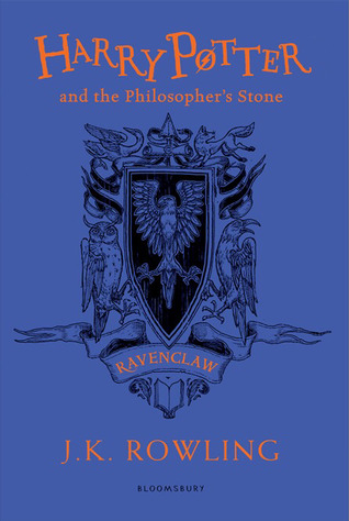 Harry Potter and the Philosopher's Stone J.K. Rowling Ravenclaw