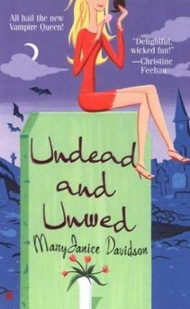 Undead and Unwed MaryJanice Davidson