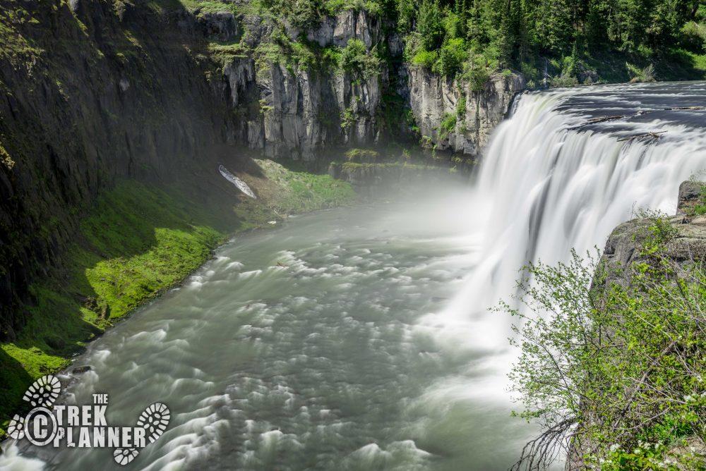 Mesa Falls  Idaho  The Trek Planner