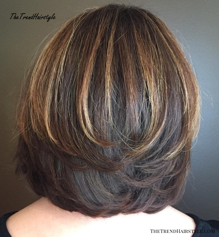 The Perfect Bedhead 70 Brightest Medium Length Layered Haircuts And Hairstyles The Trending Hairstyle