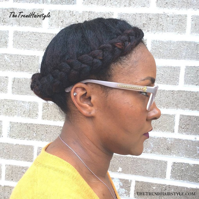 Wild Waves 40 Gorgeous Braided Hairstyles For Short Hair