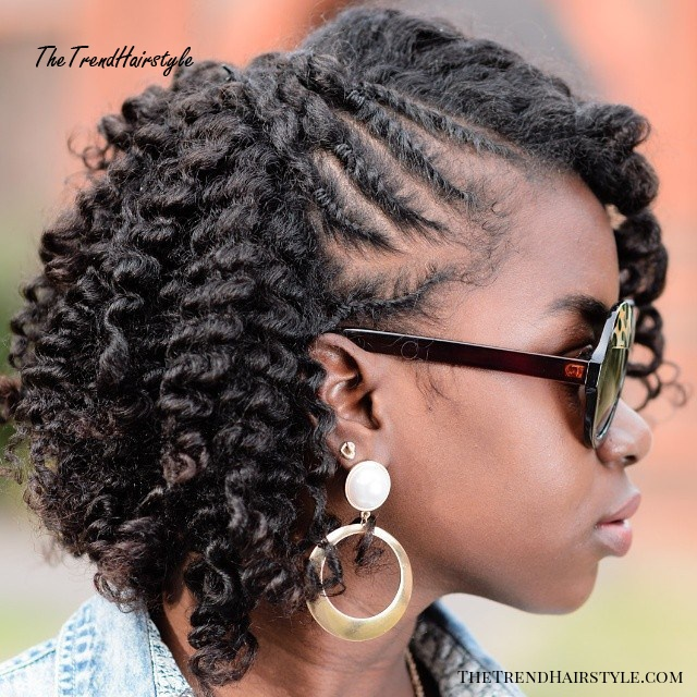Flat Twist With Twist Out 75 Most Inspiring Natural Hairstyles