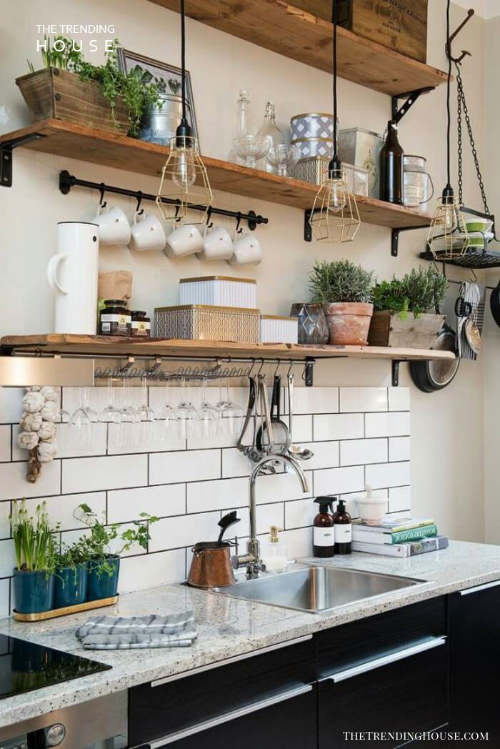 23 Charming Cottage Kitchen Design And Decorating Ideas That Will Bring Coziness To Your Home The Trending House