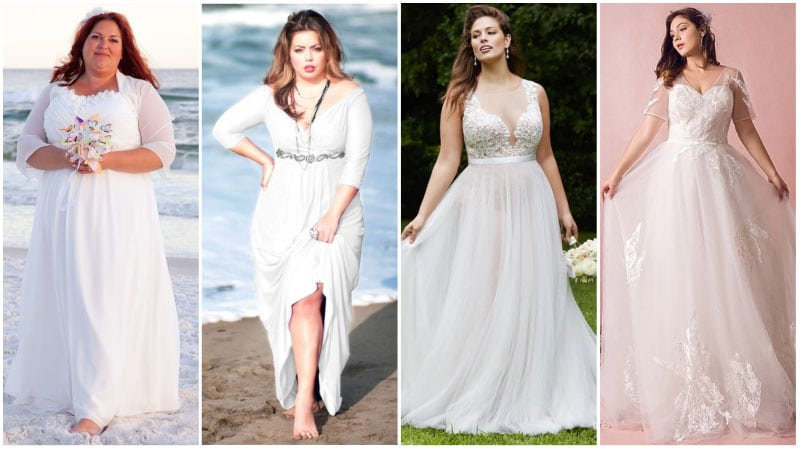 40 Unforgettable Beach Wedding Dresses For Your Special Day