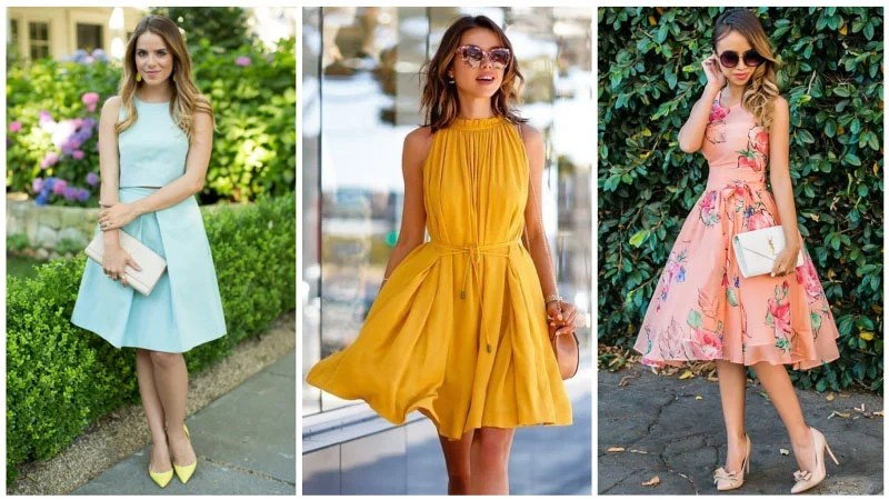 The Most Stylish Wedding Guest Dresses For Every Season