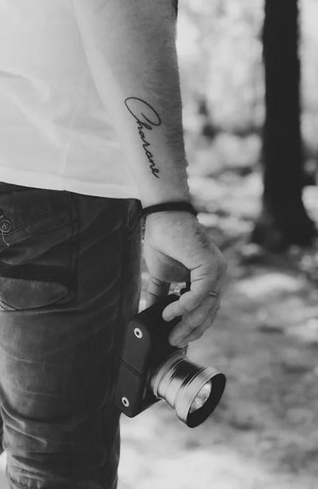 Forearm Name Tattoos : forearm, tattoos, Forearm, Tattoos, Trend, Spotter