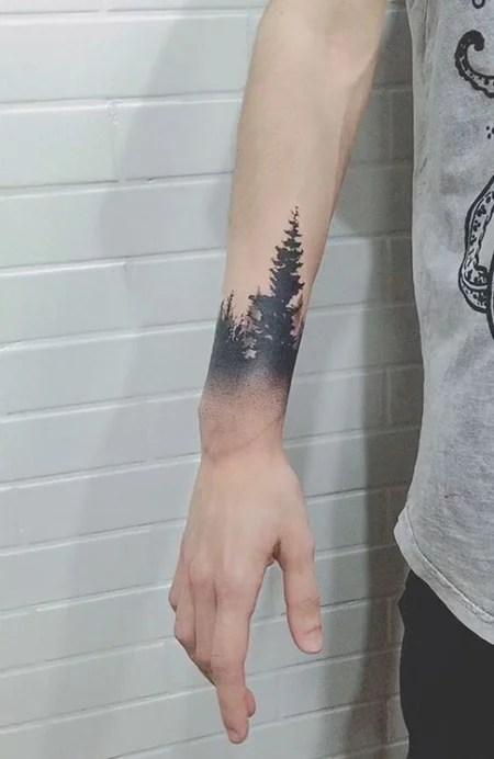 Male Lower Arm Tattoos : lower, tattoos, Forearm, Tattoos, Trend, Spotter