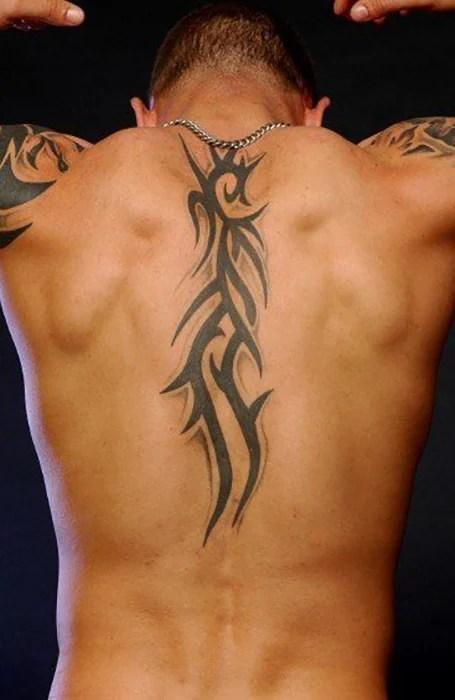 Back Writing Tattoos : writing, tattoos, Tattoos, Trend, Spotter
