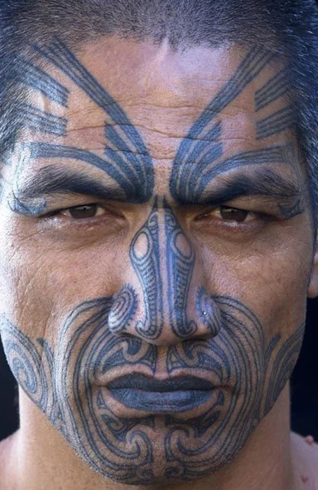 Top 89 Face Tattoo Ideas - [2020 Inspiration Guide]