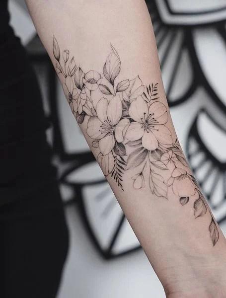 Womens Arm Tattoo Ideas : womens, tattoo, ideas, Popular, Forearm, Tattoos, Women, Trend, Spotter