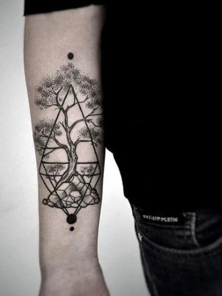 Joshua Tree Tattoo : joshua, tattoo, Intricate, Tattoos, Trend, Spotter