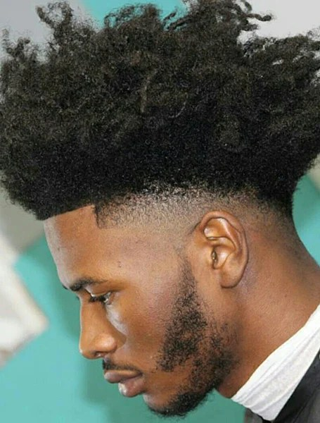 Taper Fade Black Male : taper, black, Coolest, Haircuts, Black, Trend, Spotter