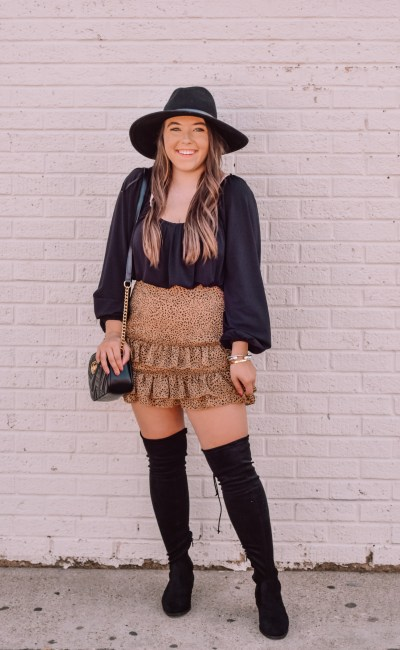 Easy Fall Outfit From Forever 21