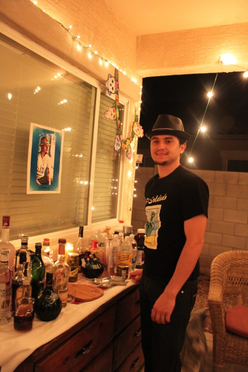 Mexican Pop Culture Themed Birthday Party The Trendy