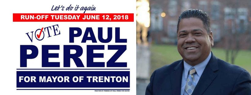 Perez Runoff Trenton Post 1