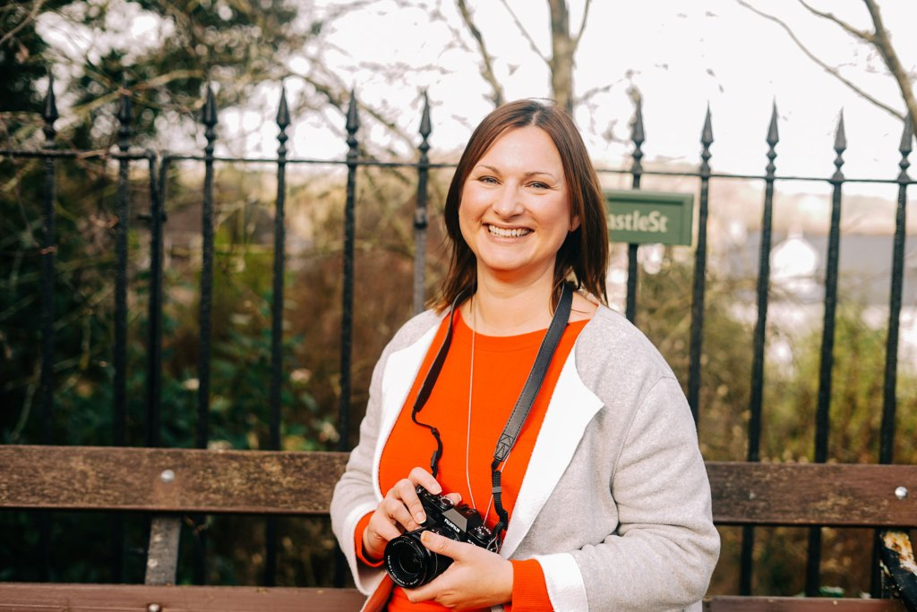 Claire Hall, award-winning blogger and digital content professional