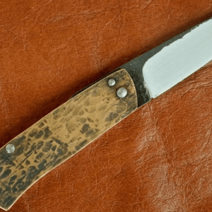 Bronze Friction Folder