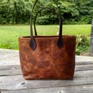 Women's Kodiak Leather Tote