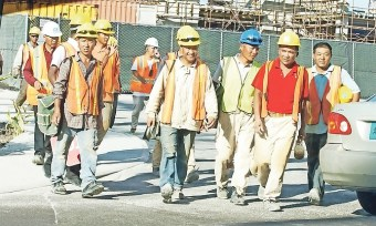 Can you Pointe out the local workers? | The Tribune