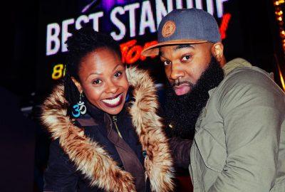 Chicago comedians Kellye Howard & T. Murph