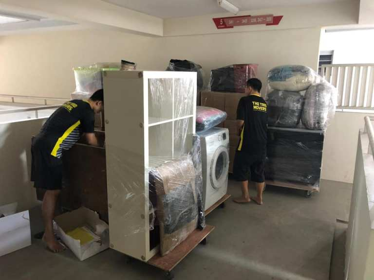 Residential Movers Services In Singapore