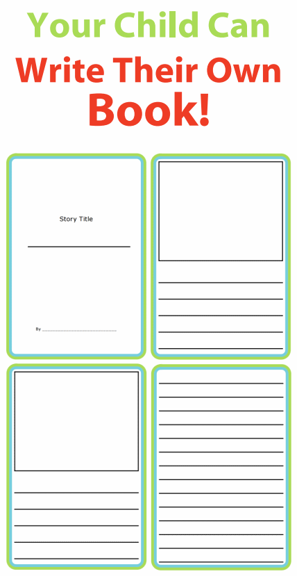 Story Templates to Get Kids Writing  The Trip Clip
