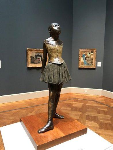 and Edgar Degas, among many others