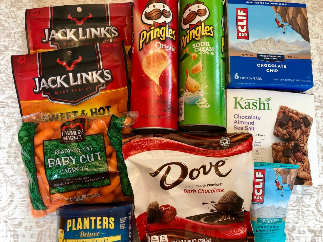 How painful is it to fly in economy to Australia? Airplane food can leave something to be desired. So, if you know you are going to be in the air for a long time, have plenty of snacks on hand.