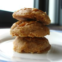 Chinese New Year : Peanut Cookies