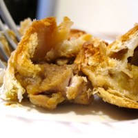 Malaysian Snack : Chicken Curry Puff
