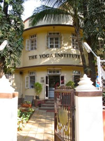 The Yoga Institute, the oldest organised yoga center in the world