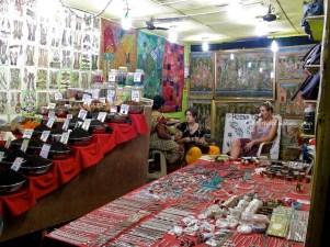 Shopping at Palolem