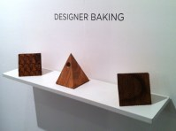 Studiolav made baking fun with these solid olive wood baking stamps