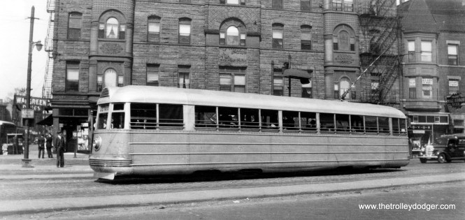 CSL 4001 in service, probably around 1934.
