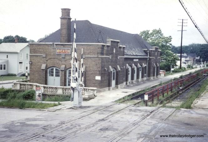 SF108 CA&E Wheaton Station
